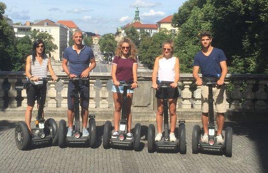Segway Tour Munich