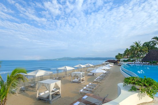 Grand Velas Riviera Nayarit: Beach GVRN