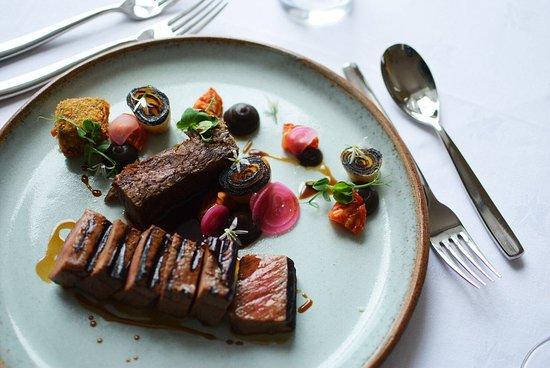 Belle Vue Royal Hotel Restaurant