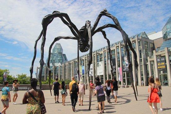 Ottawa, Kanada: Part of the group