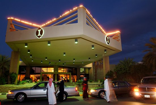 InterContinental Al Jubail : Hotel Exterior Night