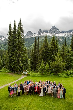 Fernie, Kanada: Wedding