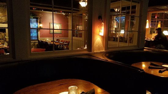 Mountain Jack's: View from the lounge area