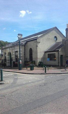 Old Brook Pumping Station