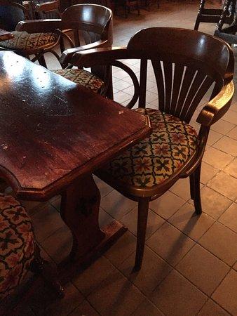 Giltraps Pub: Inside