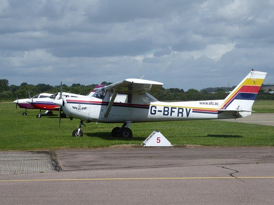 Tours at Sussex Flying Club