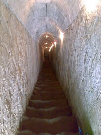 Sant'Egidio del Monte Albino, Itálie: Acquedotto romano, galleria