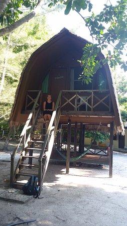Pulau Mantanani Besar, ماليزيا: Mari Mari Mantanani Backpacker Lodge