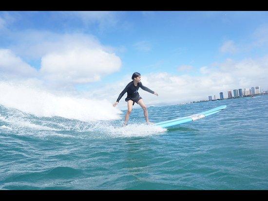Gone Surfing Hawaii: Waikiki, here I come