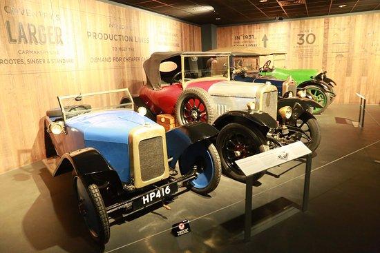 Coventry Transport Museum: Transport Musuem