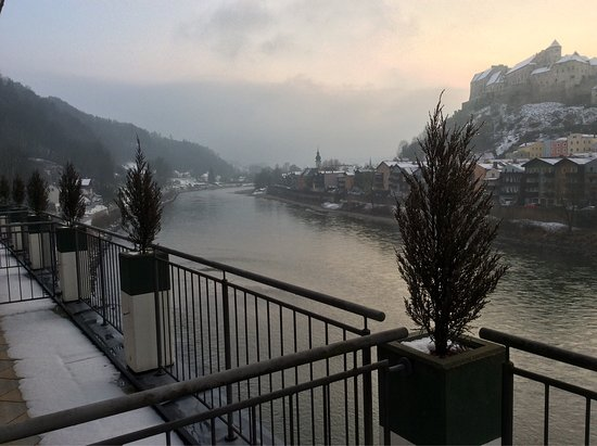 Ach, Austria: Hotel Burgblick