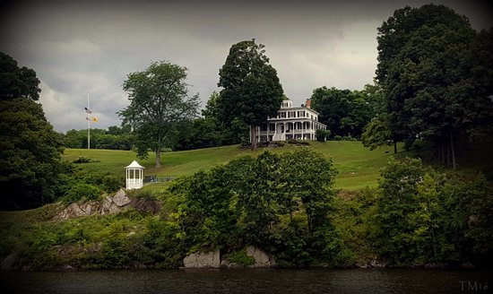 Kingston, estado de Nueva York: Estate on the Hudson