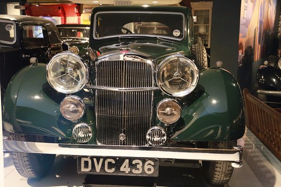 Coventry Transport Museum: Transport Musuem