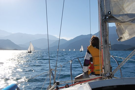 Potrerillos, Argentina: regata Pamperos