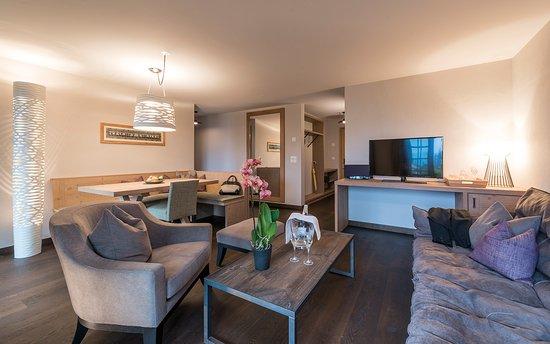 Saanenmoser, สวิตเซอร์แลนด์: Chalet Rueblihorn: Appartement 60.