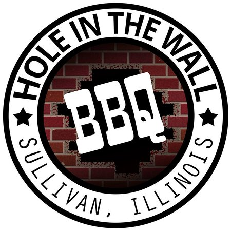 ‪‪Sullivan‬, إلينوي: Hole In The Wall Logo‬