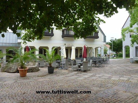 Rednitzhembach, Alemania: Restaurant Terrasse