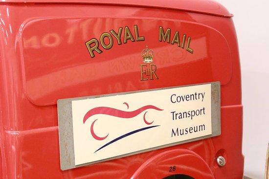 Ковентри, UK: Transport Musuem