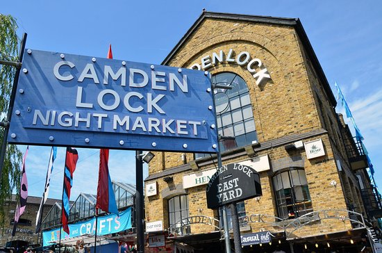 Holiday Inn London Bloomsbury: Camden Town