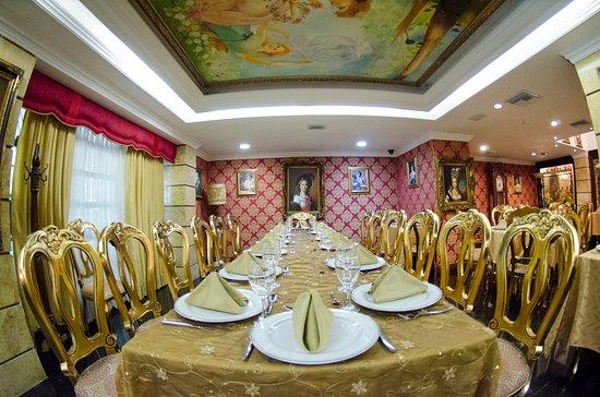 Hotel Windsor: Elizabeth Tea Room