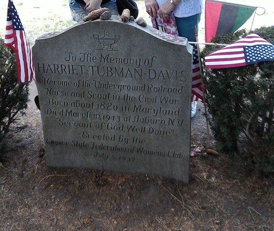 ออเบิร์น, นิวยอร์ก: Harriet Tubman