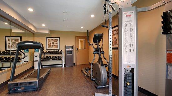 Best Western Maple Ridge Hotel: Fitness Center