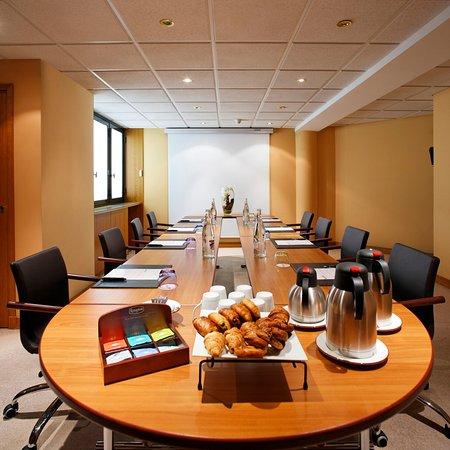 Radisson Blu Hotel, Paris Charles de Gaulle Airport: Olympe 40 sqm meeting room