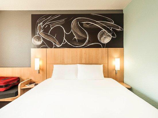 Ibis Chatellerault: Guest Room