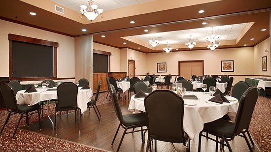 Best Western Plus Prestige Inn Radium Hot Springs: Meeting Space