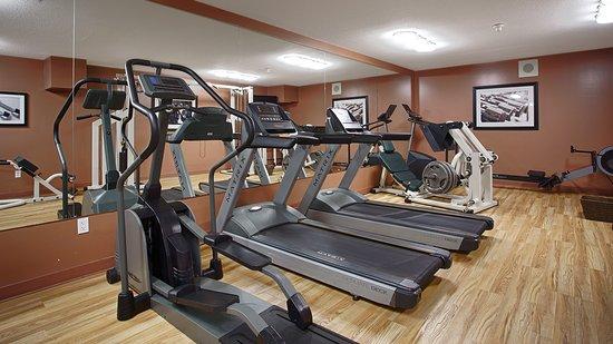 Best Western Plus Prestige Inn Radium Hot Springs: Fitness Center