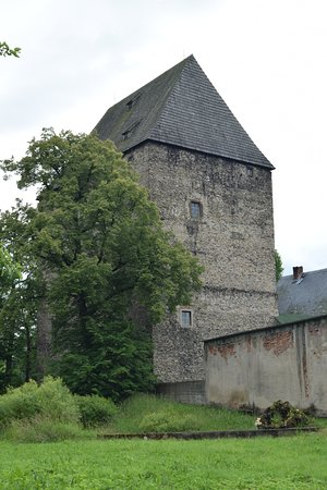 Ducal Tower in Siedlecin