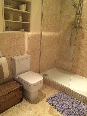 Grewelthorpe, UK: Bathroom