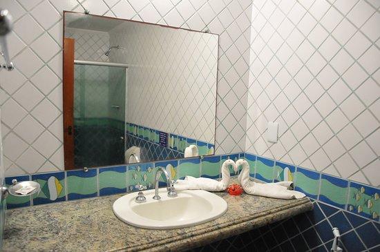 Sued's Plaza Hotel: BANHEIRO
