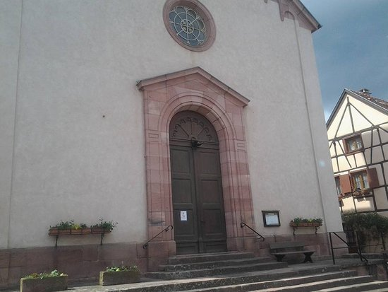 Riquewihr Catholic Church