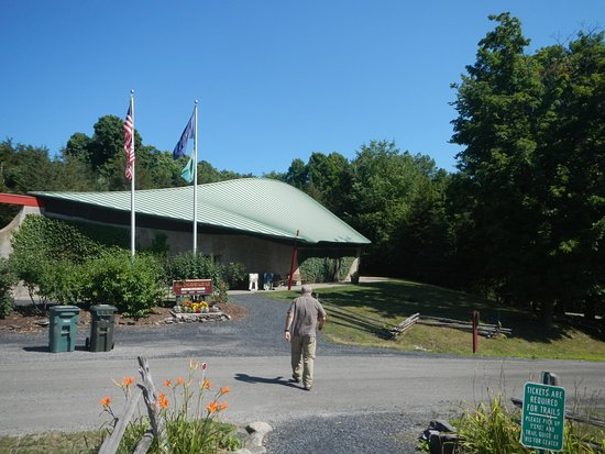 Orwell, Вермонт: Mount Independence State Historical Site Museum