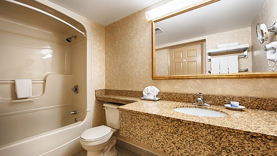 Best Western Plus Ottawa Kanata Hotel & Conference Centre: Guest Bathroom