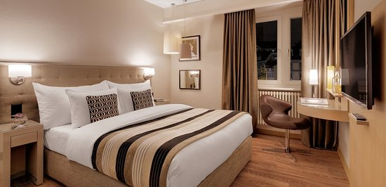 Hotel Wellenberg: Guest Room
