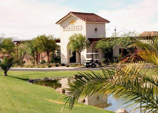 Solstice Motorcoach Resort