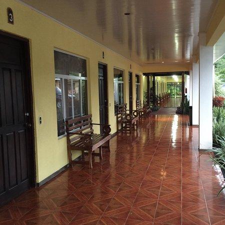 Hotel Sueno Dorado & Hot Springs: Great vie