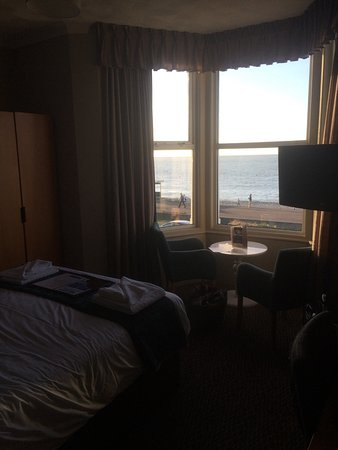Bay County Hotel: Waking up to a lovely view from room 101