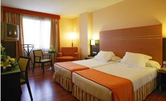 Hotel Blanca de Navarra: Standard Room