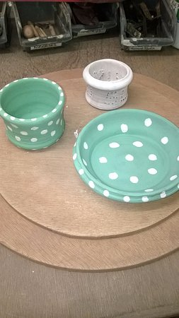 Eastnor Pottery & The Flying Potter : My Creations