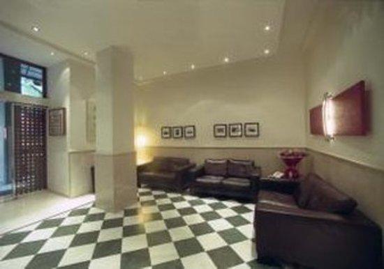 Plaka Hotel: Lobby