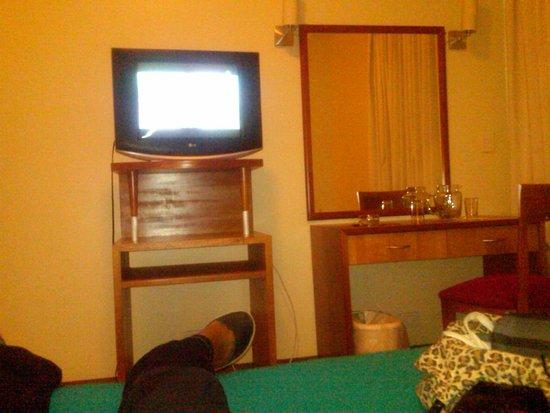 Hotel Coliseo: Habitacion