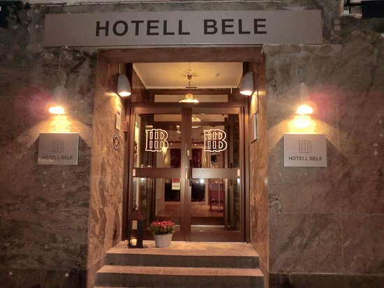Hotell Bele: Exterior