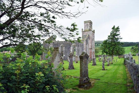 St Michaels Chapel Ruins