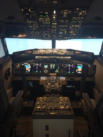 Flightdeck Simulator