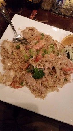 Bangkok Inn Downtown: Special Fried Rice