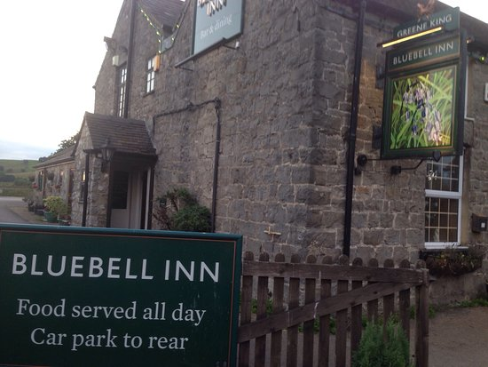 ‪The bluebell inn‬