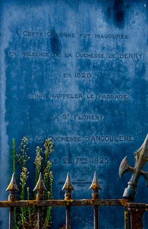 Saint-Florent-le-Vieil, فرنسا: Socle